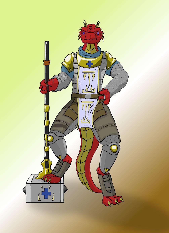 Nekolos, Son of Sekkron