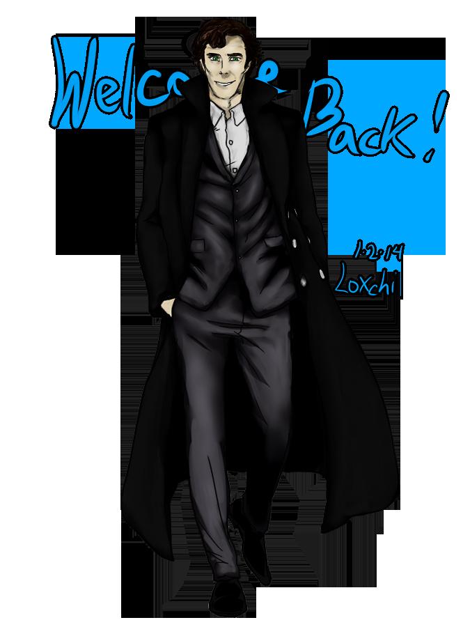 Sherlock Returns!