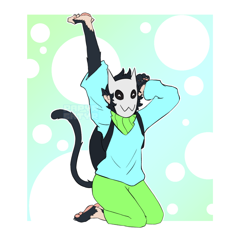 Stretch out those Paws