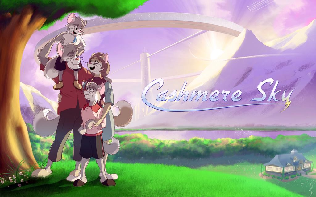 Featured image: Cashmere Sky