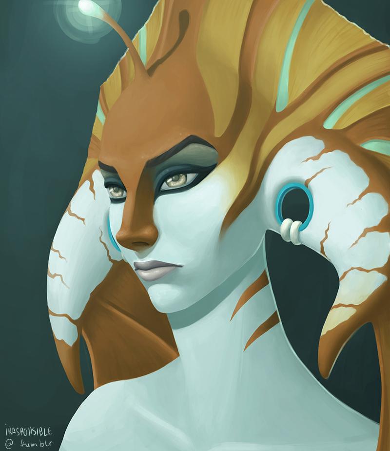 Naga Siren - Dota 2