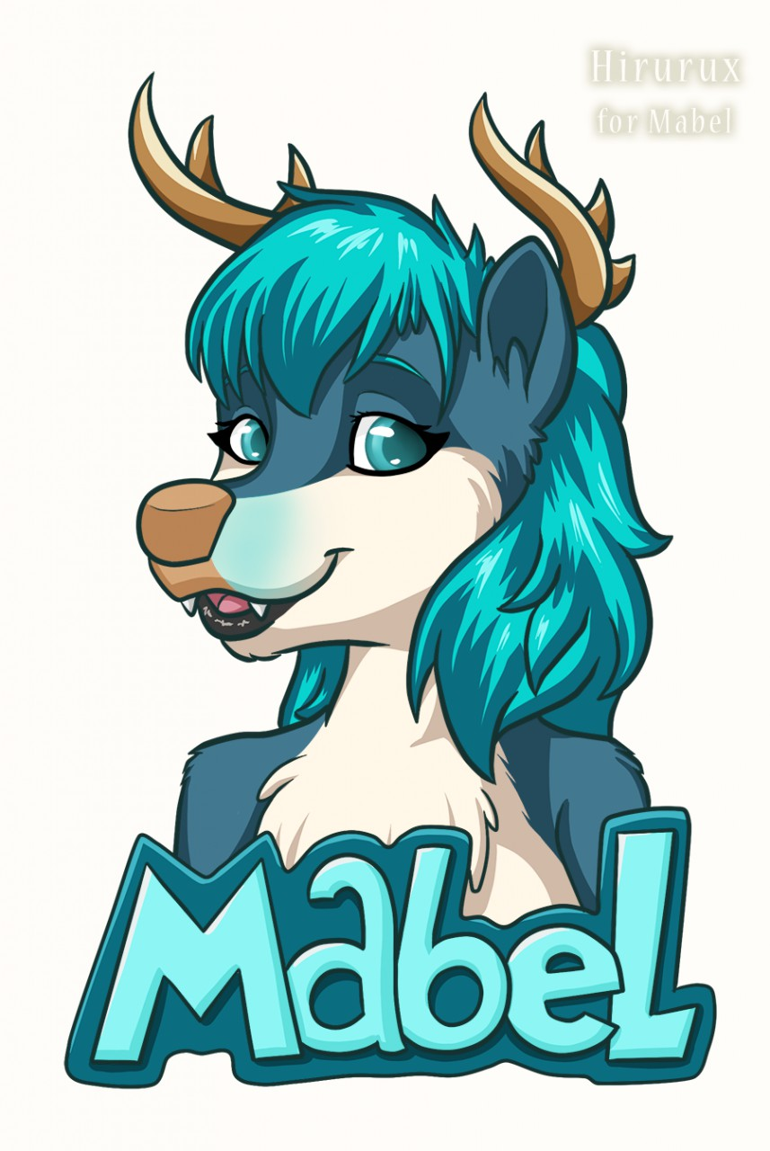 New Mabel Badge!