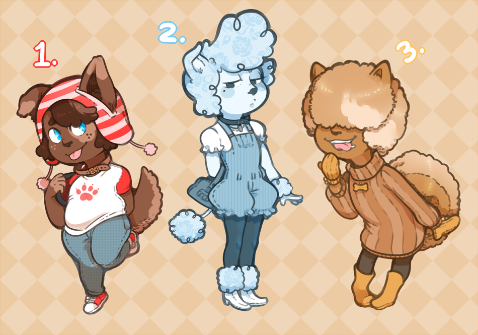 Most recent image: Doggy Adoptables