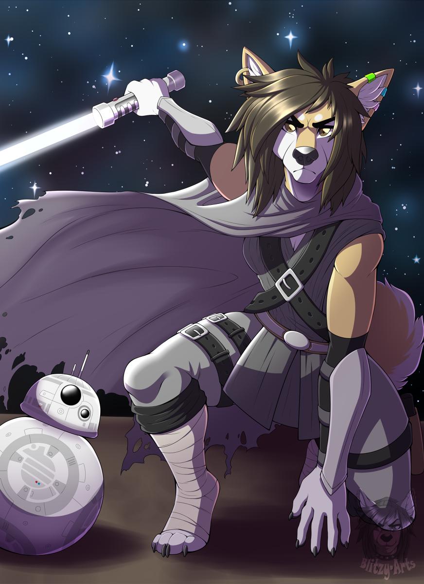 Gray Jedi Blitzy