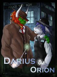 doctor darius and his pupil