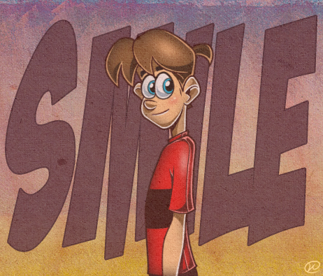 Most recent image: Smile!