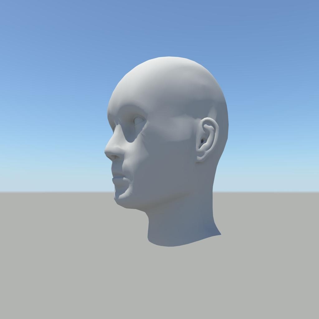 It's a Head (2/3)
