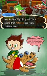 Alfonso's Secret