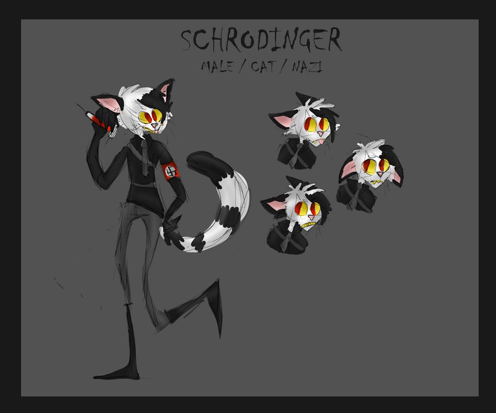 Schrodinger ref sheet