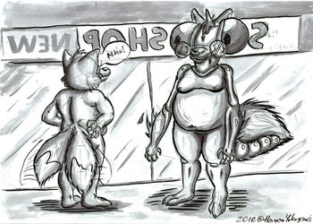 Tails' Cloning Machine [37/37]   Hukki's Shopkeeping Days [2/?]