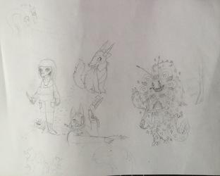 Sketch dump 1