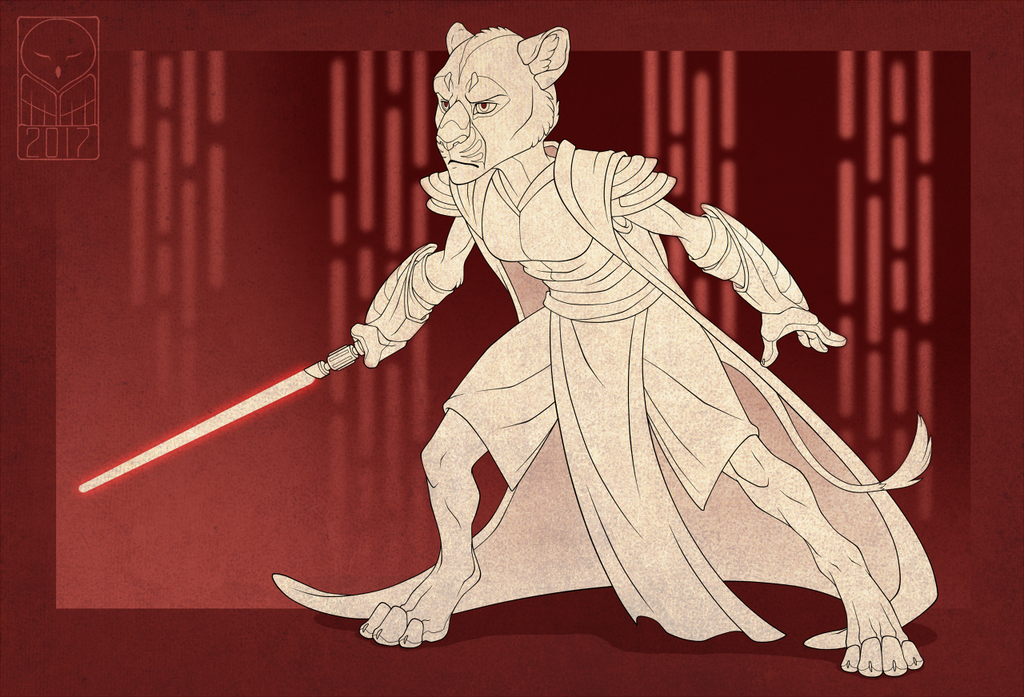 Iron Artist CO: Sith lioness