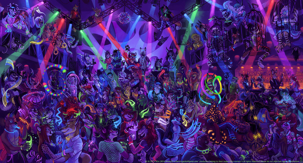 Massive Rave Commission v2