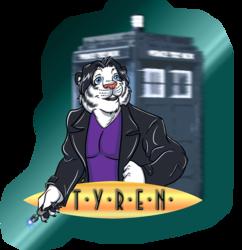 Tyren - 9th Doctor