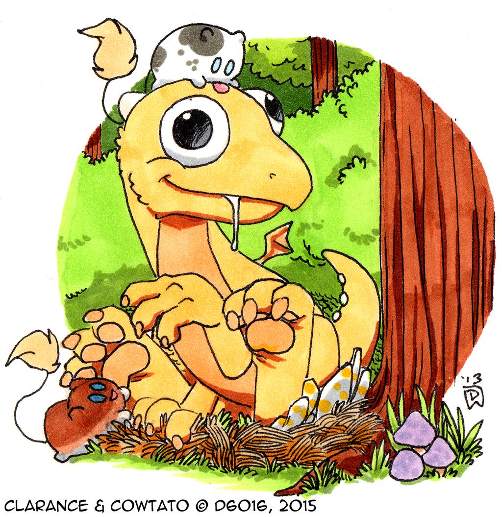 Daily Newf 101 - Baby Clarance