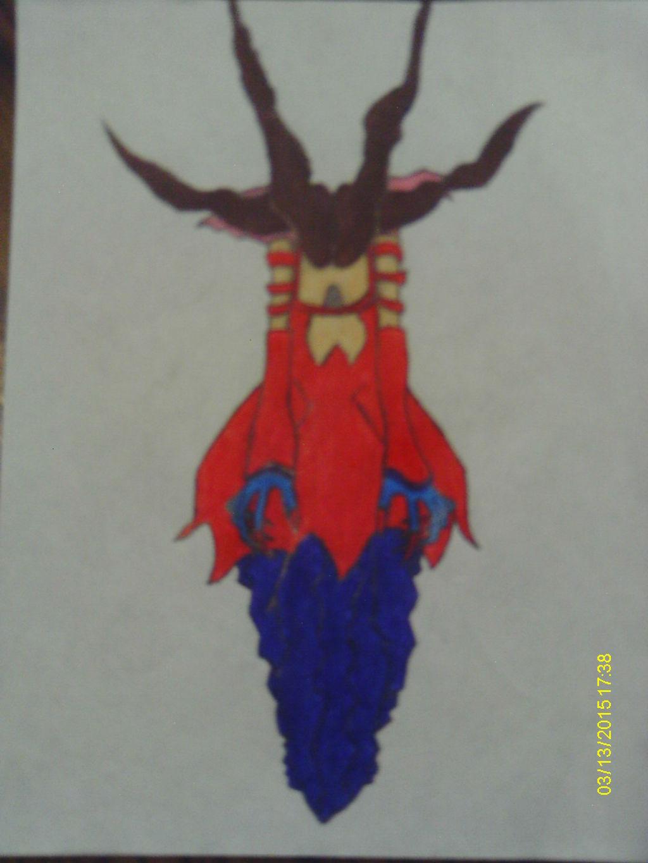 Eve Transformation (Parasite Eve Fan Art)