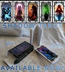 Shadow Tarot - Decks Available!