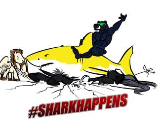 Sharknado Accident (Bruske, Nado, Sprite, and Wind)