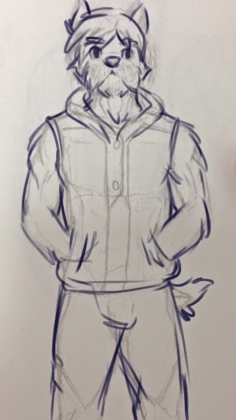 Meet Athos [Lined by Ivybeth]