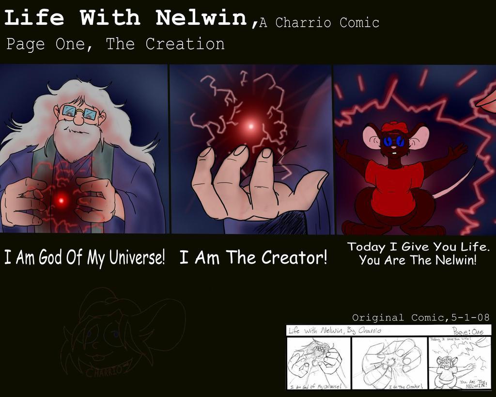 Featured image: Life With Nelwin Reboot 01
