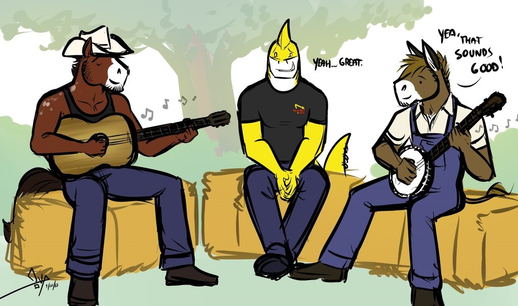 Country Music (Haw, Ryman, and Wind)