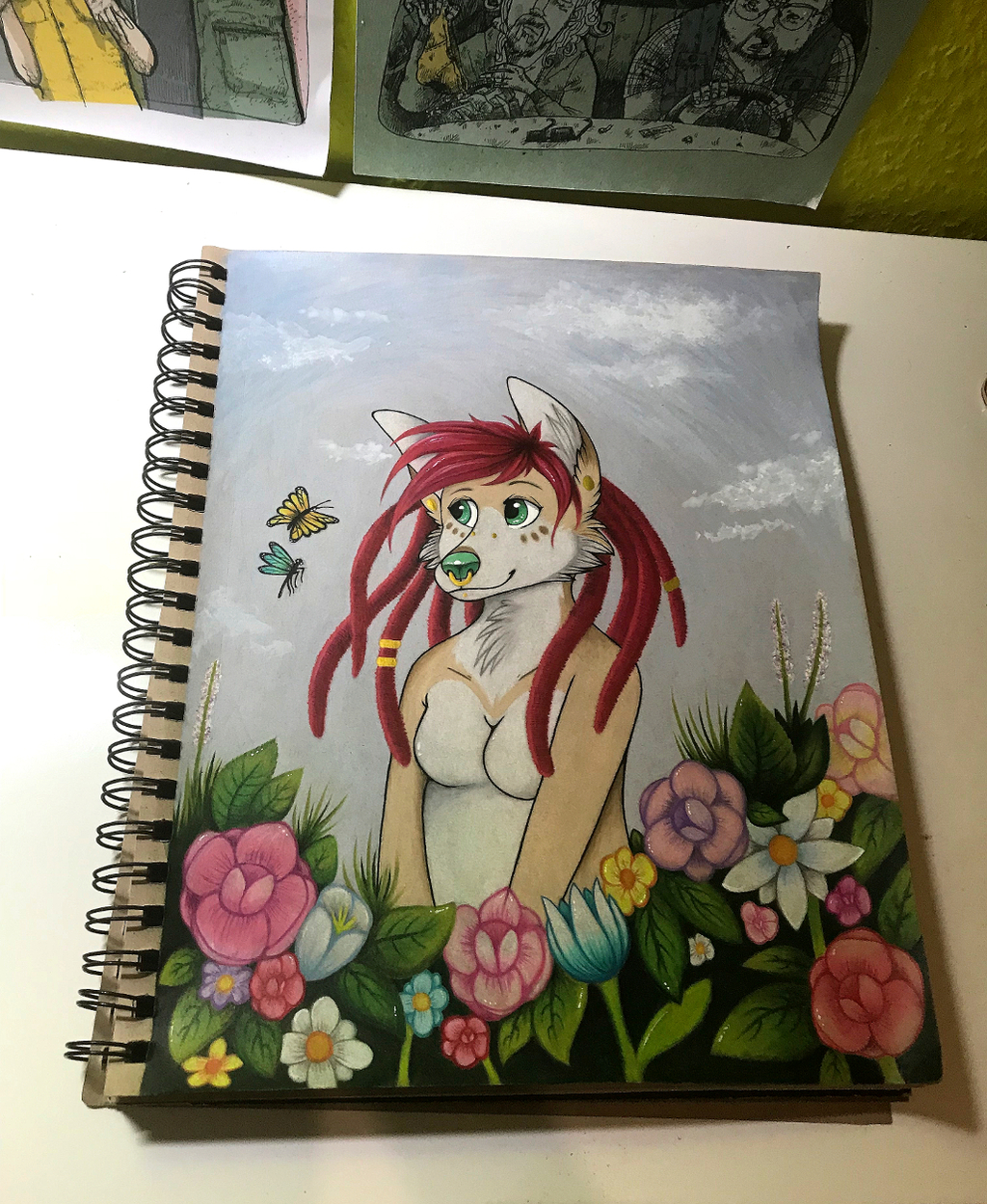"""Tales from my """"Sketchbook"""" - Flowers!"""