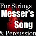 Messer's Song For Strings and Percussion