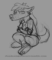 Pout [sketch]