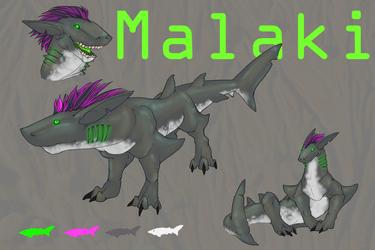 Malaki - The feral menace