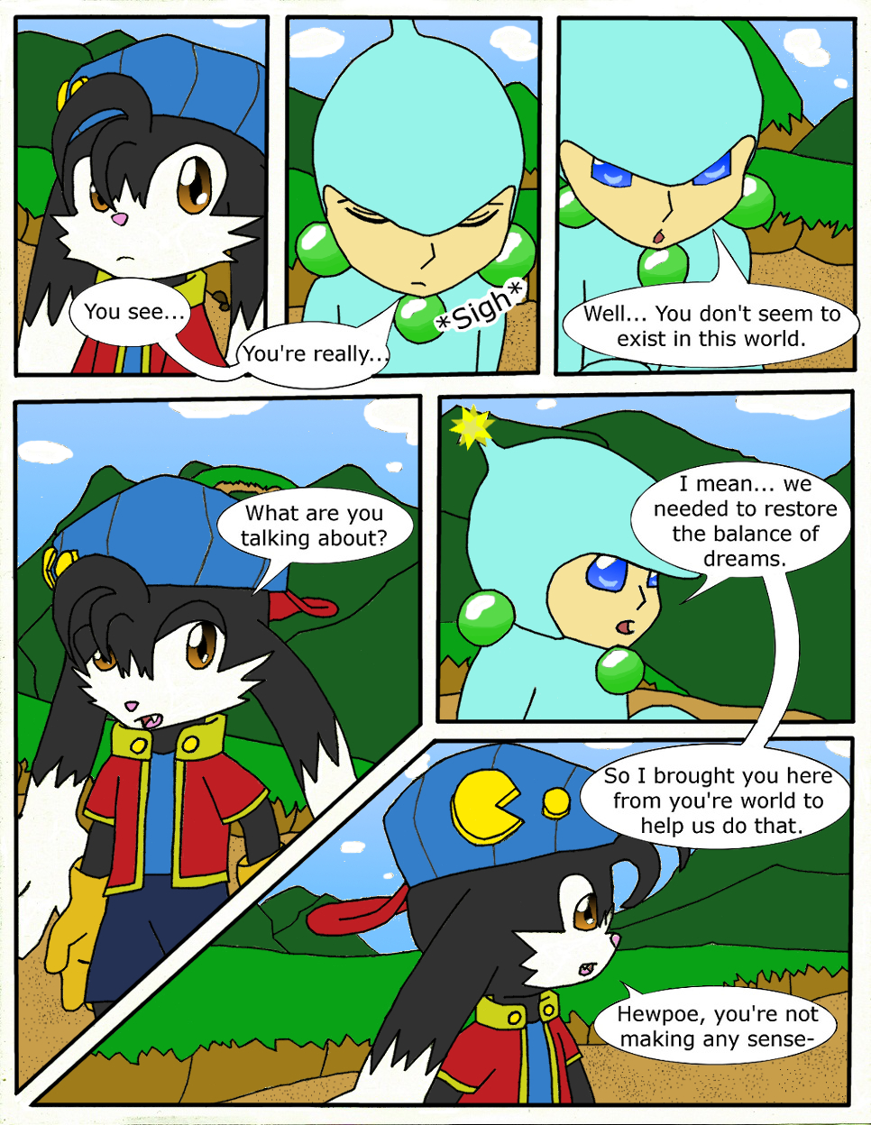 Door to Phantomile Ending page 3
