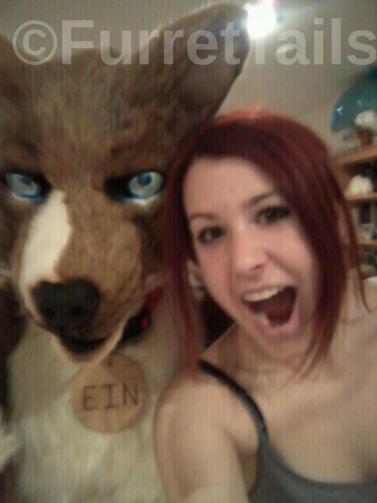 Meeting A Furry
