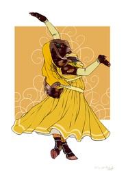 .: Kathak Dance :.