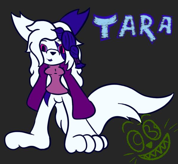 Tara Zangoose [Pers. Art]