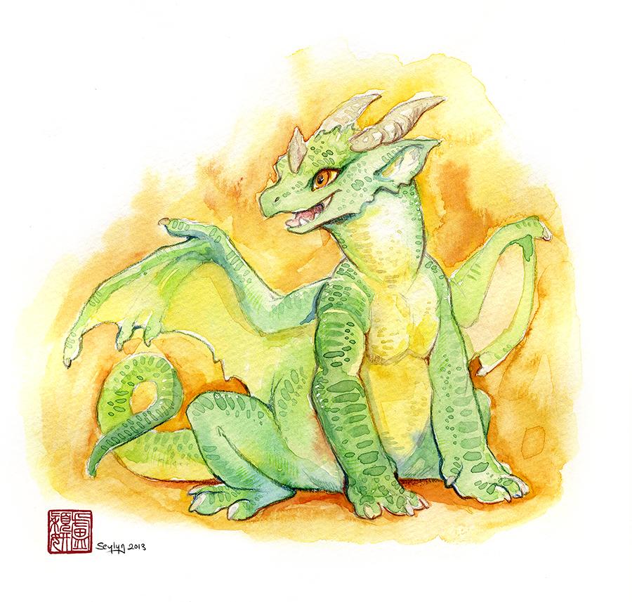 Kayla's Dragon