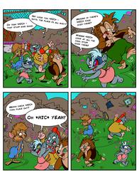 Tipsy Junkyard Fun - Page 2