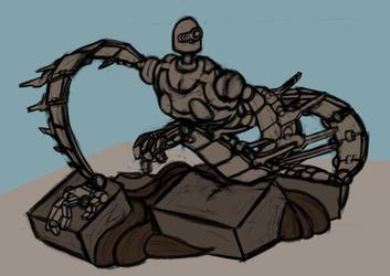 Sketchtober : ancient