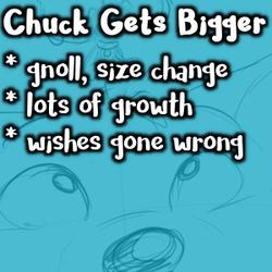Chuck Gets Bigger