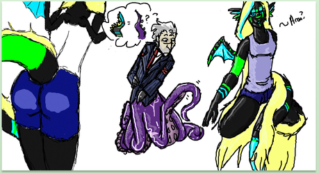 Jessething on iScribble