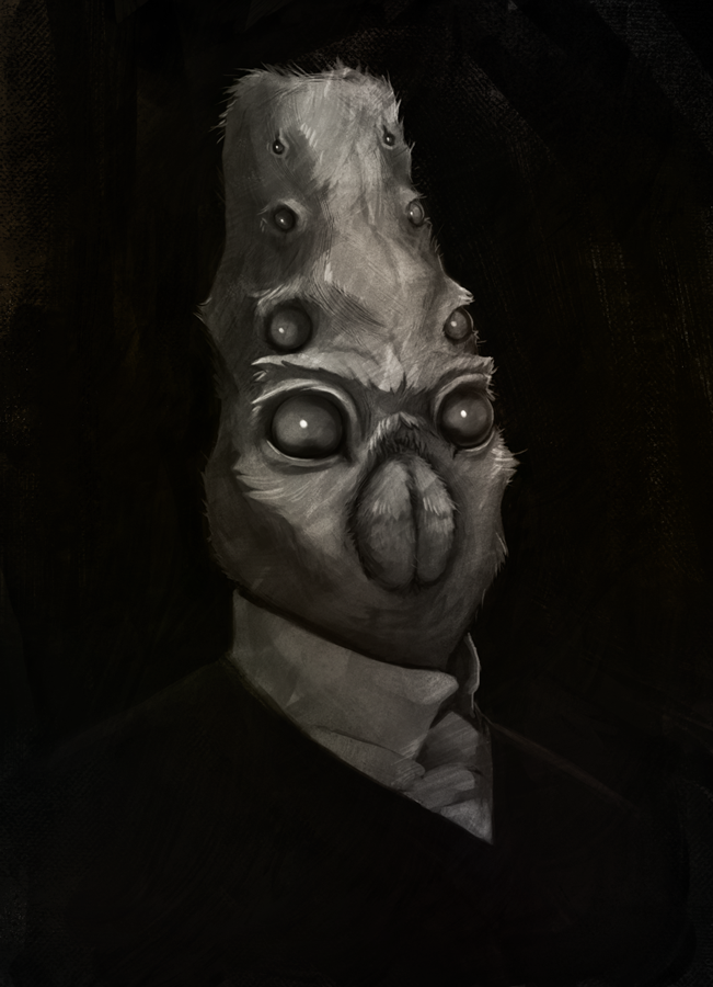 Featured image: The Grey Man