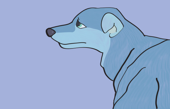 Most recent image: Blue Retriever