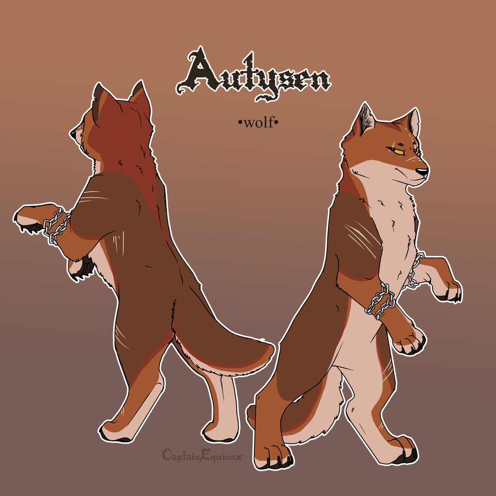 Autysen Reference Sheet