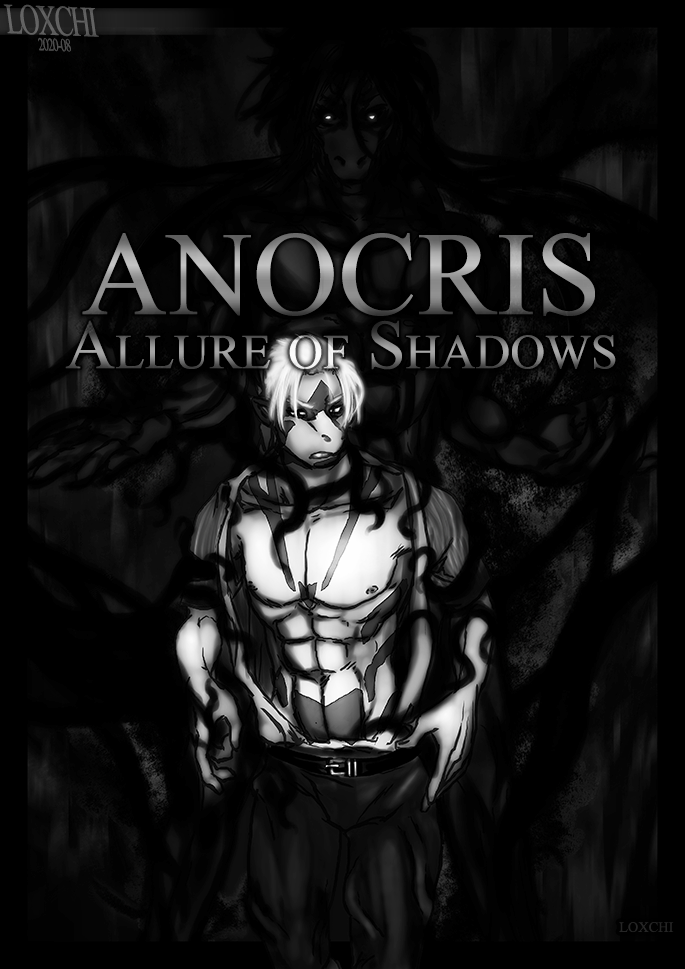 ANOCRIS - Allure of Shadows [Cover]