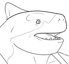 Shark Week - Bust