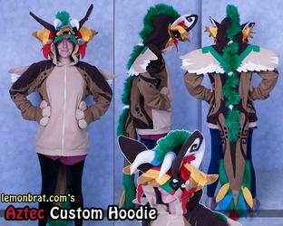 Aztec Custom Hoodie