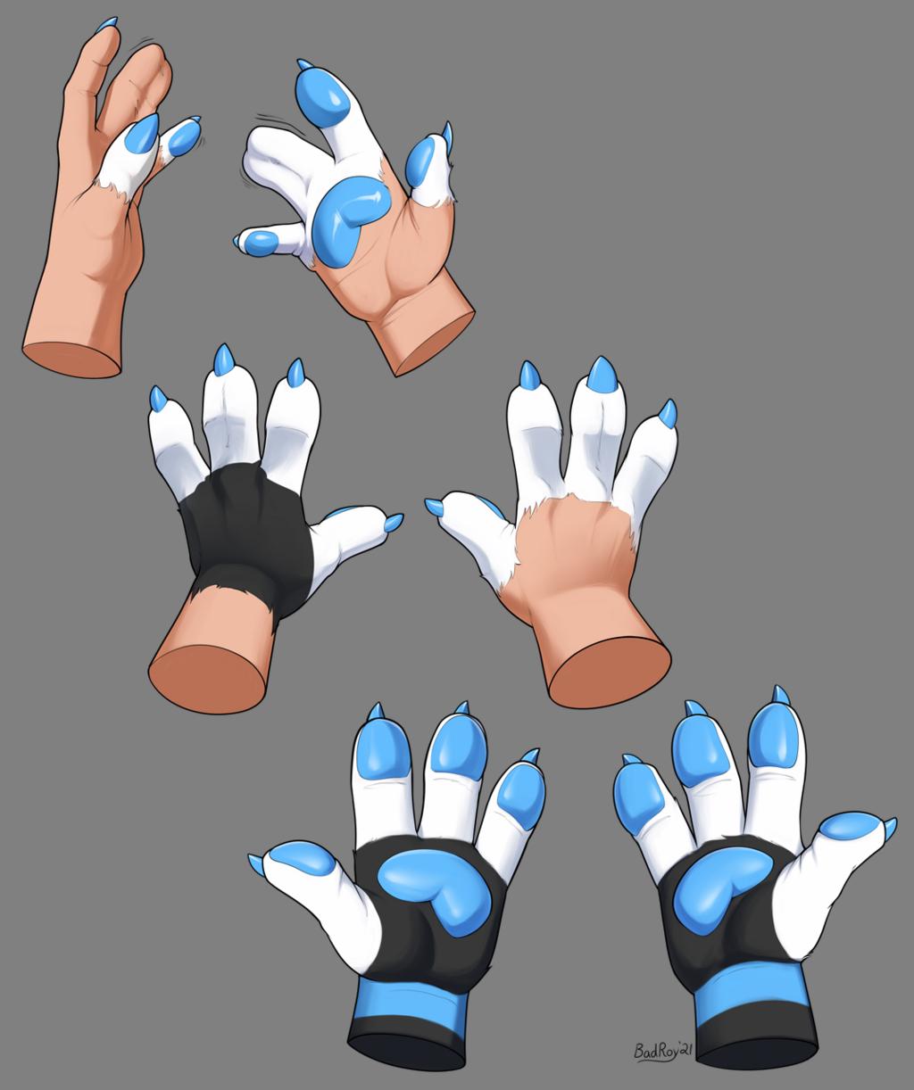 [C] New Hands!