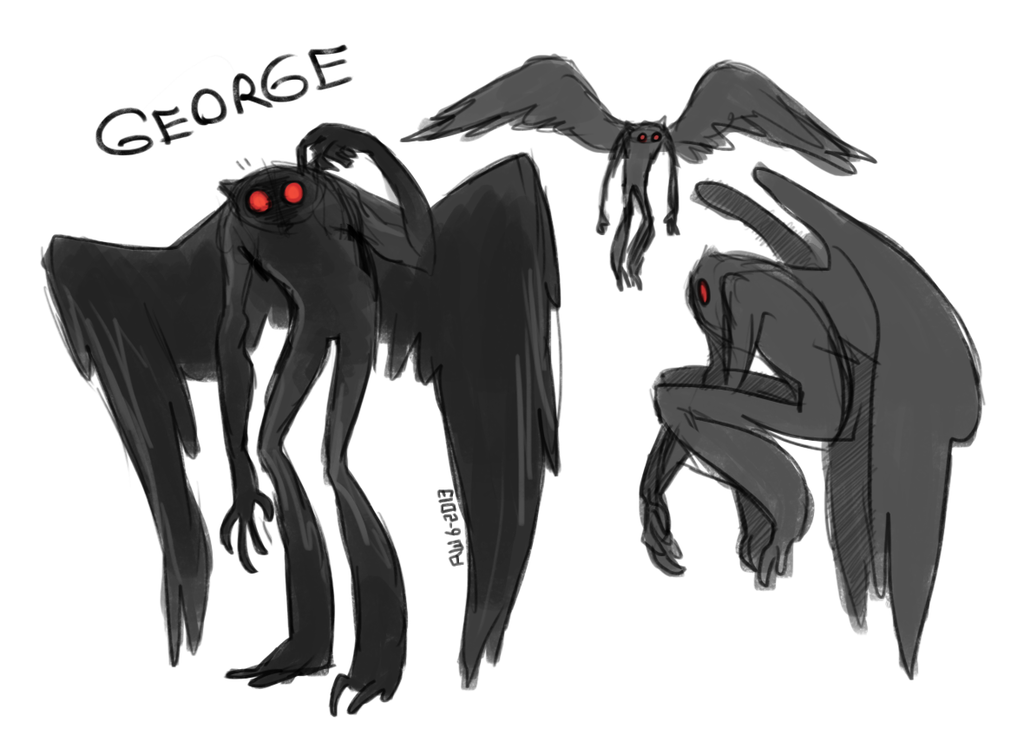 mothman doofuses