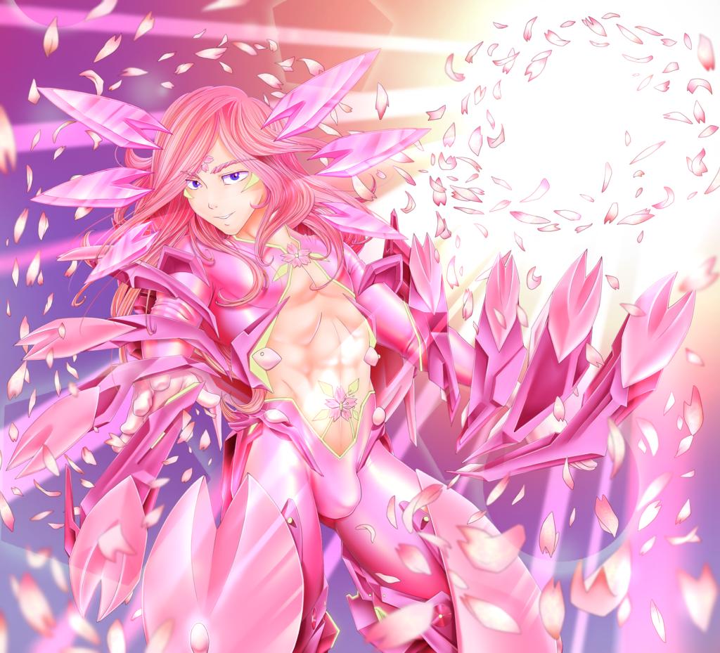 Sakura Mecha