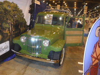 Little Green Wagon