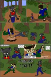 VT - Round One - Page 01