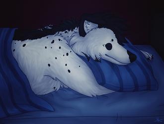 Sweet Dreams, Mully-Pup!